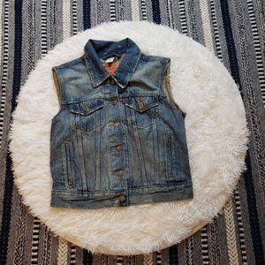 Levi's Women's Denim Jean Vest